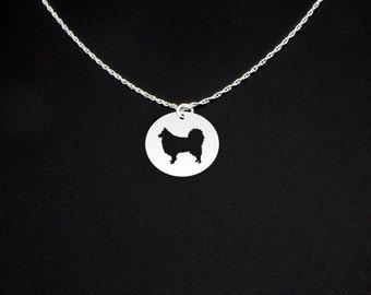 Samoyed Necklace - Samoyed Jewelry - Samoyed Gift