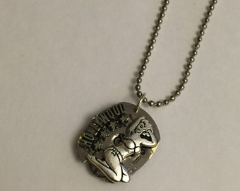 Cremation necklace fish urn fishing locket by urbanindustries for Fish urn necklace