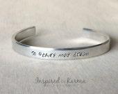 USMA Class Motto Bracelet, Proud West Point Mom, WP Mom, Personalized Cuff Bracelet, Military Jewelry, gifts under 25, personalized gifts