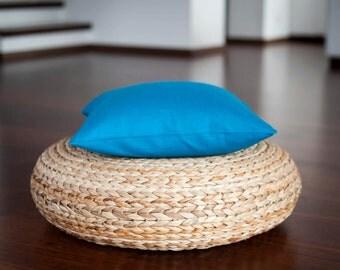 Decorative pillow cover turquoise - decorative pillows - shams - cushion case  0069