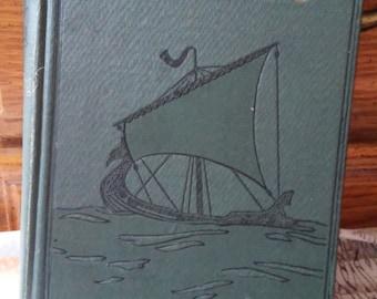 Vintage 1922 Rudyard Kipling Just So Stories