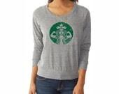 Starbucks Shirt. Women's Pullover. Starbucks. Women's Clothing