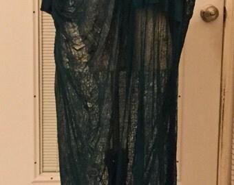 Shredded Dress