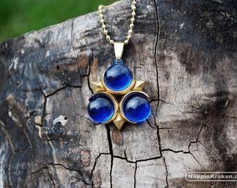 Zora's Sapphire Pendant Legend of Zelda Ocarina of Time