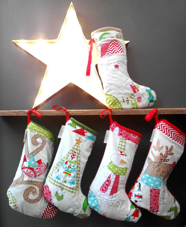 Personalized Christmas Stocking Stockings Personalised