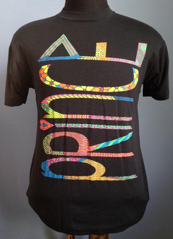 80s Vintage Prince 88 1988 Music T Shirt Large