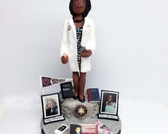 Graduation Cake Topper from Your Ideas and Photos