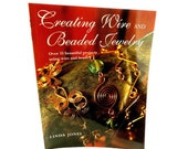 Jewelry Book, Project Design Book, Creating Wire and Beaded Jewelry, Reference Manual