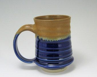 Mug Cobalt Mocha 12oz