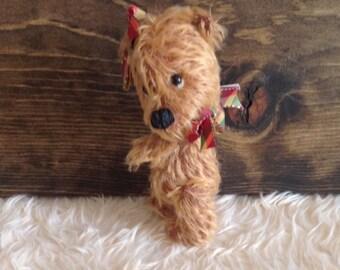 Miniature Collector Bear Shy Shirley