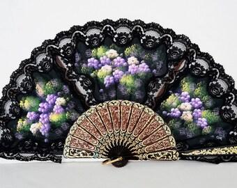 vintage fan made in Spain