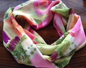 Beautiful handmade scarf