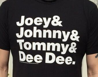 Ramones Helvetica T-Shirt