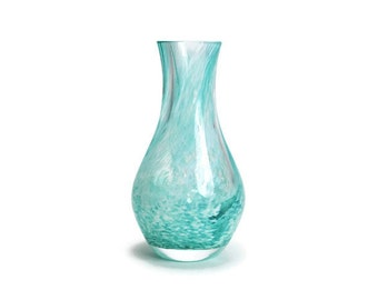 unique 1960s glass vase related items etsy