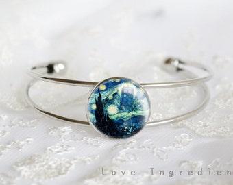 Dr Who Bracelet TARDIS Doctor Who bracelet doctor who jewelry TARDIS jewelry custom Resin Jewelry,Resin Bracelet,Space Bracelet Jewelry B010