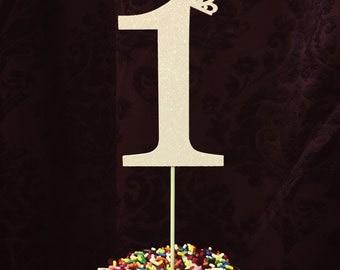 Princess Cake Topper, 1st birthday cake topper, smash cake topper, First Birthday Cake Topper, Prince Cake Topper, 1st Birthday decorations