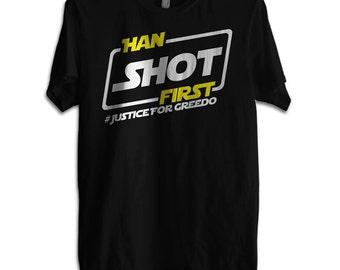 Han Shot First #JusticeForGreedo