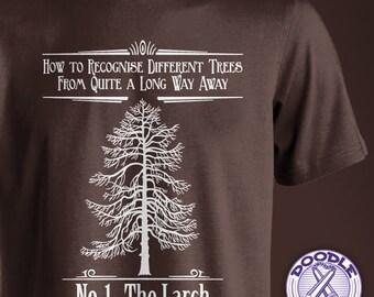 No.1 The Larch - Monty Python T-shirt