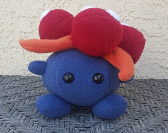 Gloom Pokemon Plush - Made to Order