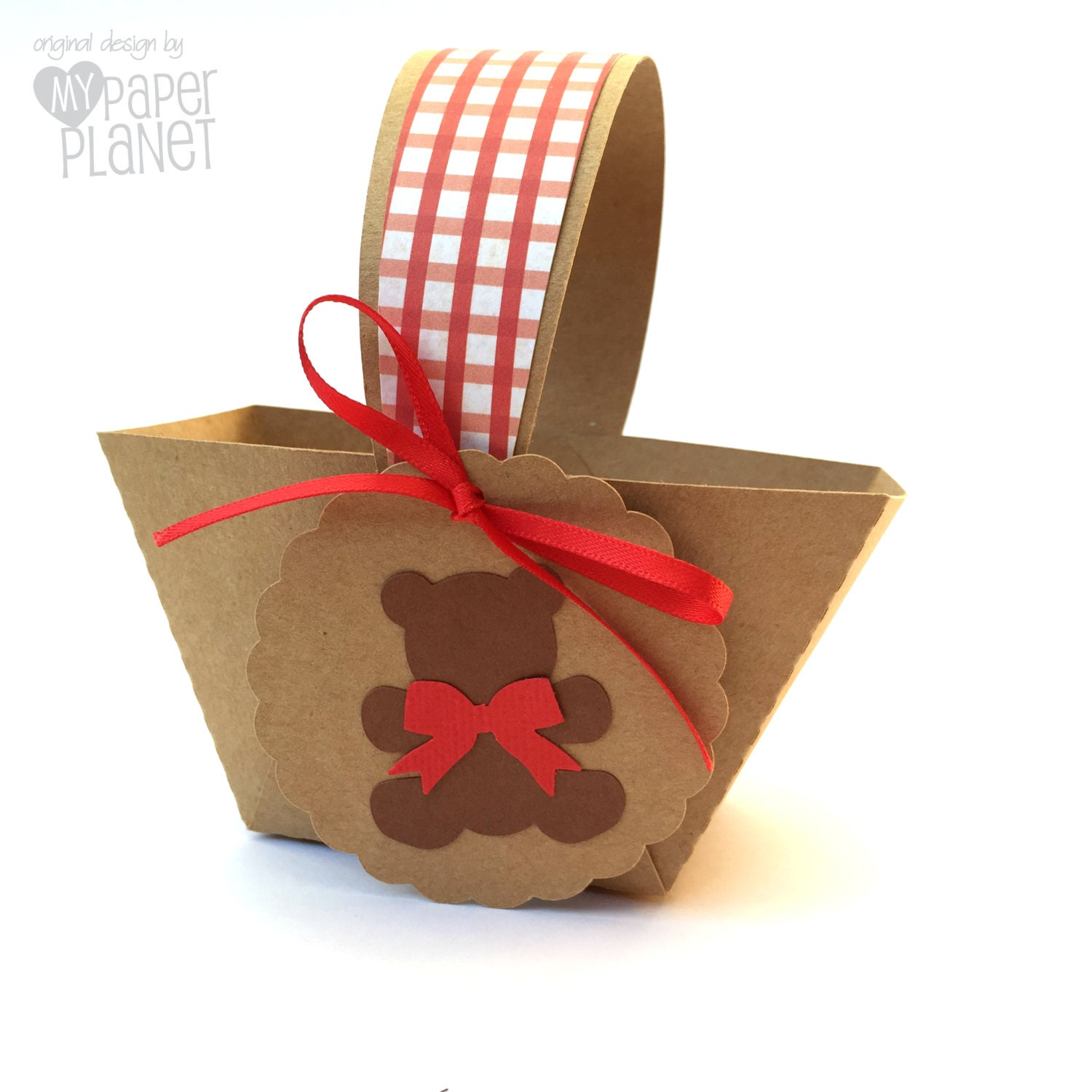 Picnic Basket Kleptomania Bear : Teddy bears picnic mini baskets birthday party or baby shower