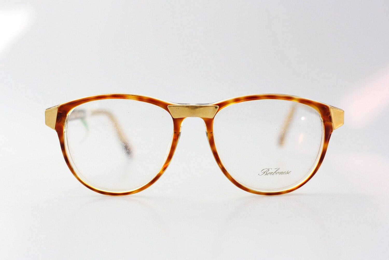 Optical Glasses Nz : NOS Borbonese eyeglasses / Vintage tortoise glasses