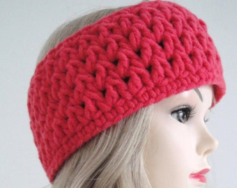 Headband coral