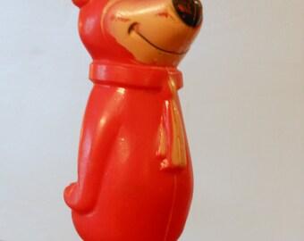 Yogi Bear Plastic Toy