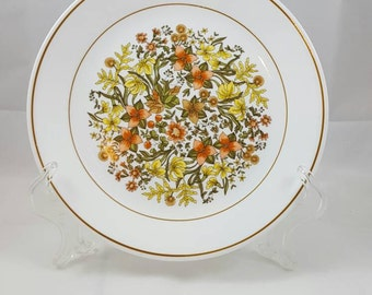 Corelle by Corning Indian Summer set of 4 plates