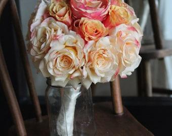 Bridal or Bridesmaid Bouquet