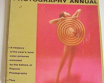 Photography Color Annual 1956