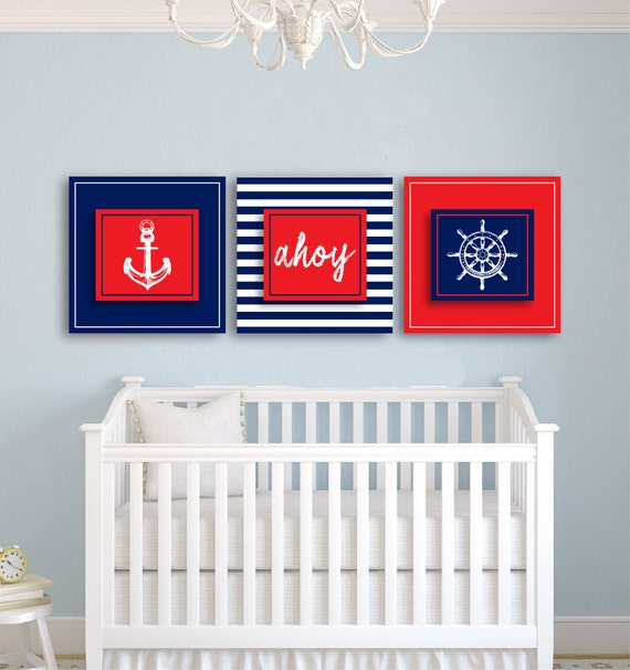 baby boy nursery d cor print baby shower gift boy nursery art