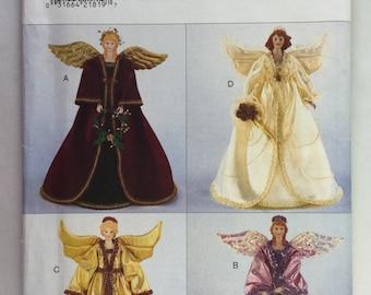 Butterick 4059 Decorative Angels Pattern uncut