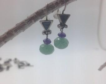 Bohemian Earrings - bridal jewelry boho - gypsy earrings - cheap boho jewelry - boho jewelry cheap - boho earring set - bohemian jewelry