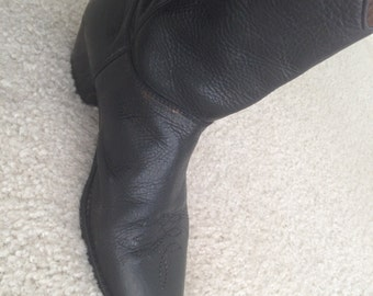 Vintage Womens Western Boots