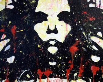 Abyzou Painting