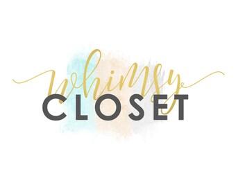 Custom Blog Header Design   Blog Logo Design   Pastel Colors Blog Header   Pink Wordpress Theme Logo   Blogger Template Script Font Logo