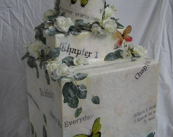 Enchanted Wedding Card Box