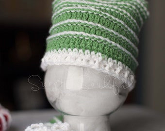 lollipop Elf Hat