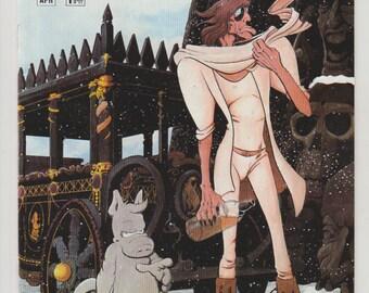 Cerebus; Vol 1, 85 Copper Age Comic Book.  NM.  April 1986.  Aardvark- Vanaheim