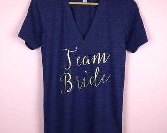 Team Bride Shirt. Bridesmaid Shirts. Wedding Shirts. Bachelorette Shirts. Bride Tribe Shirt. Bridal Party Shirts. Bachelorette Party Shirts.