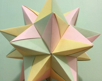 Origami Star Ball