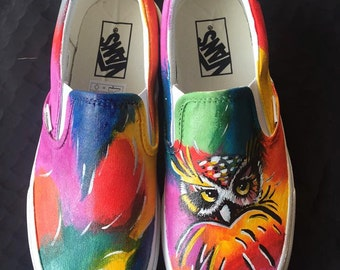 Colorful Animal Shoes