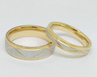 2pcs,engagement ring, personalized ring, promise ring, couple ring, promise rings, couoples ring, free engraving