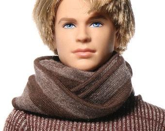 Ken clothes (scarf): Maurio
