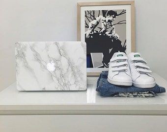 The ORIGINAL MARBLE MacBook Decal - Made for MacBook Air, MacBook Pro, MacBook Pro Retina Laptops. Select your size from any of our listings