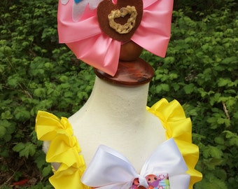 Lala Doll themed hair band/Supper silly hairband