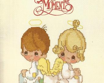 Precious Moments Cross Stitch Patterns 1980