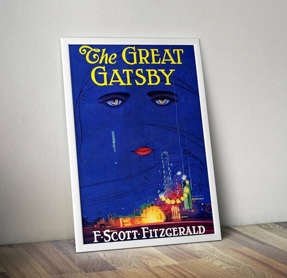 the great gatsby cover analysis The great gatsby analysis questions identify the colors in the cover art what mood do you think the colors symbolize, and why describe the tone of the cover art.