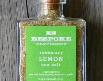 Rosemary Lemon Sea Salt