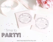 Personalised GIRL party favours, party favors personalised party bag fillers, wedding favours, seed favors, seed favours, sunflower seeds